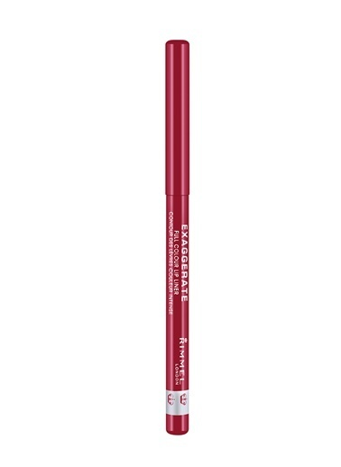 Rimmel London Exaggerate Auto Lip Liner 024-Red Diva-Rimmel London